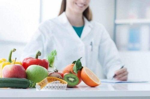 Irrtümer beim Abnehmen - Früchte