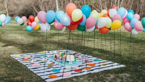 für dein Baby - Party