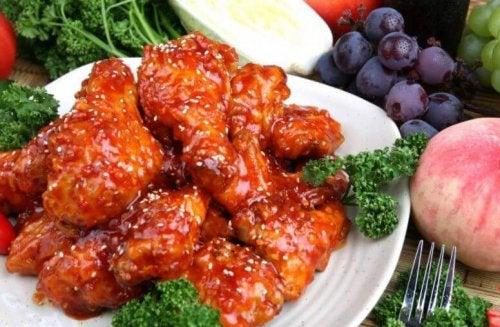 köstliche Chicken Wings - Asiatisch