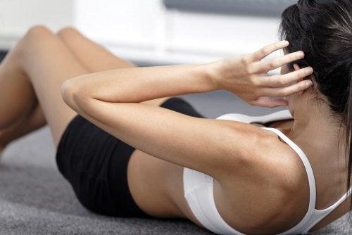 Bauchmuskeltraining für Eilige