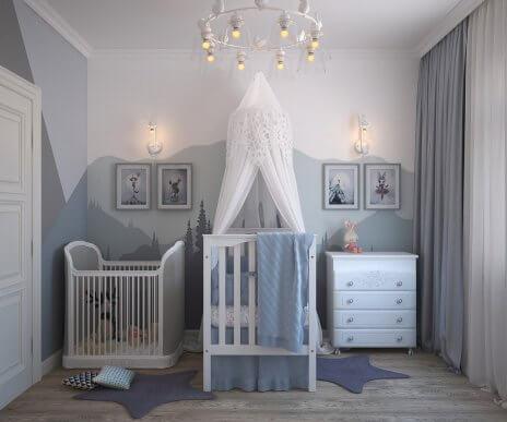 Die schönsten Farben für das Kinderzimmer: 4 Tipps