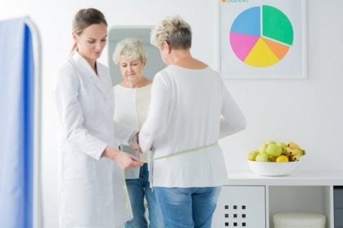 Ernährung in der Menopause