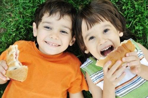 7 Fehler in der Kinderernährung