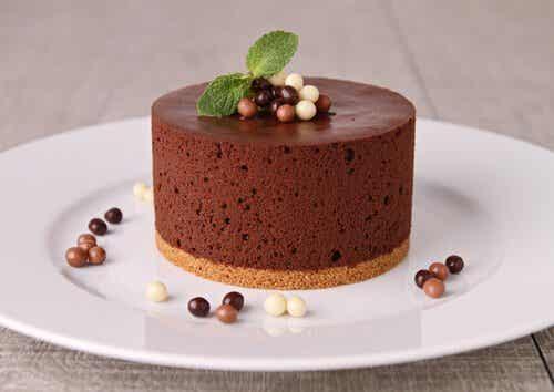 Mousse au Chocolat: klassisch und vegan