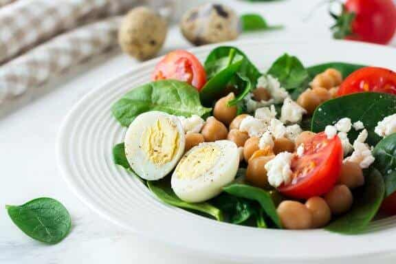 Was essen eigentlich Ovo-Vegetarier?