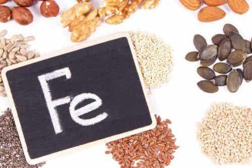 Vorbeugung von Anämie: welche Lebensmittel helfen