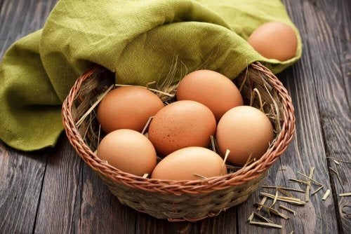 Haarkur mit Ei: einfach und effektiv!