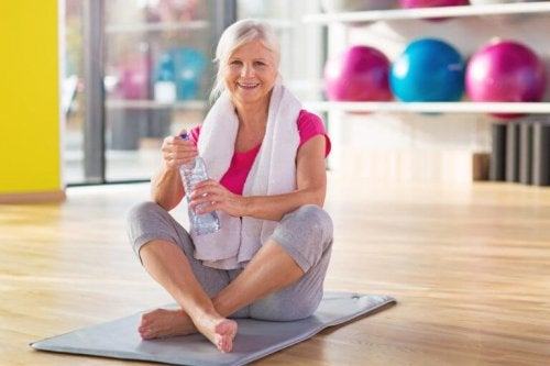 Fitness zur Unterstützung von Osteoarthritisbehandlung