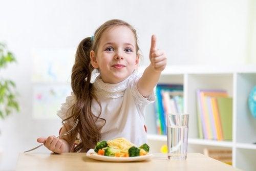 gesunde Ernährung deines Kindes