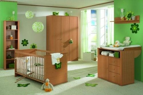 Farben für das Kinderzimmer