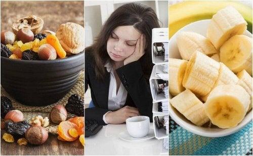 7 köstliche Lebensmittel zur Bekämpfung der morgendlichen Müdigkeit