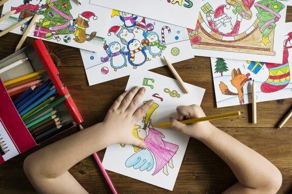 Wie deine Kinder vom Malen profitieren