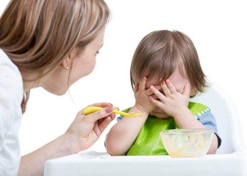 Kinder zum Essen anregen