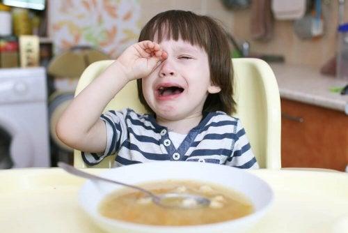 Essensverweigerung bei Kindern: Was tun?