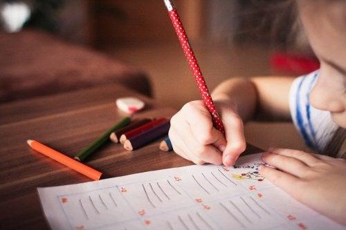 Rechtschreibtraining für dein Kind