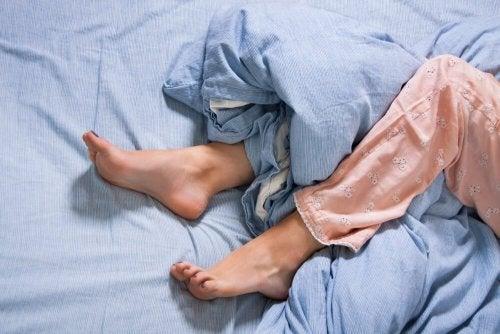 Das Syndrom der ruhelosen Beine