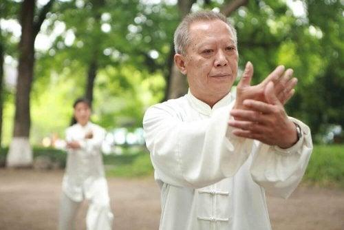 Warum Tai Chi gut für deine Gesundheit ist