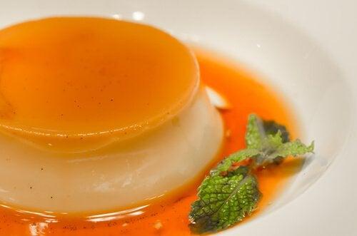 Cremespeise aus Orangen selber machen