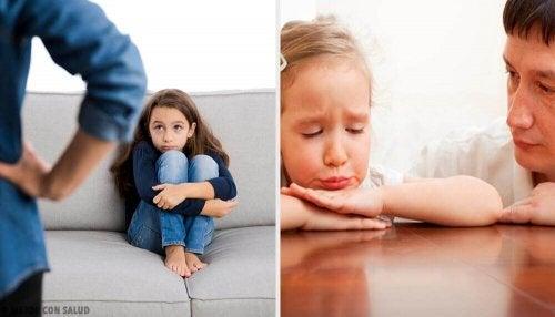 Was tun, wenn Kinder sich daneben benehmen?