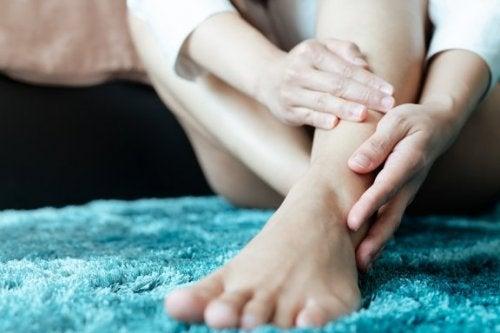 Willis-Ekbom-Syndrom oder das Syndrom der ruhelosen Beine