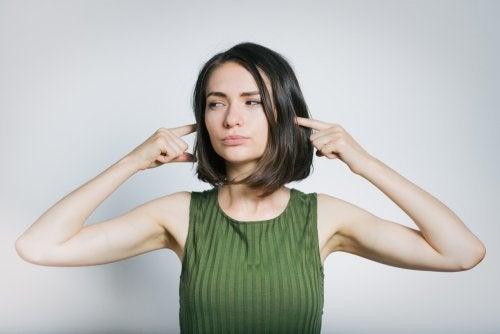 Lärmbelästigung ist gesundheitsschädlich