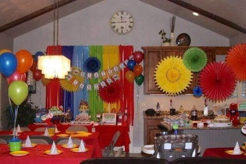 Vier Ideen für eine besondere Geburtstagsparty