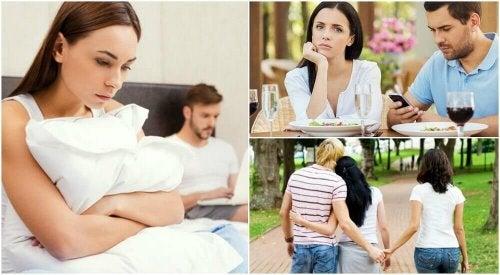 Untreue deines Partners: woran kannst du sie erkennen?