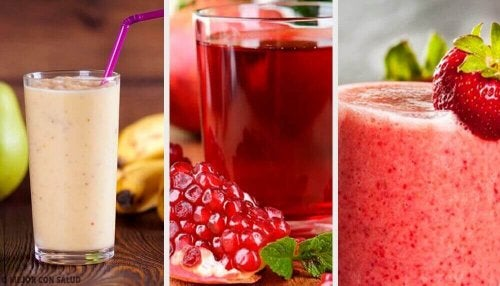 Kalorienarmer Smoothie: 5 Rezeptideen