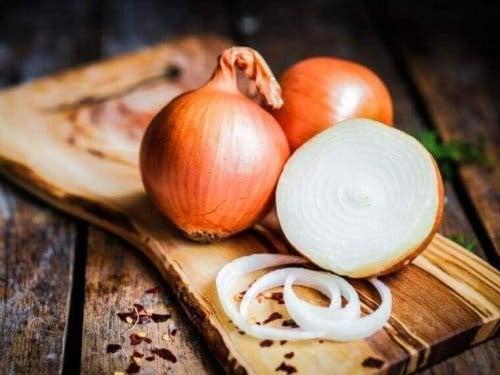 Ohreninfektionen - Zwiebeln