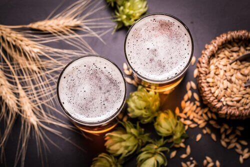Zutaten für Biersauce
