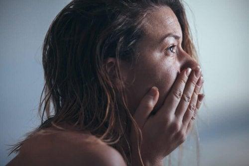 Schuldgefühle: innere Angst vor Bestrafung