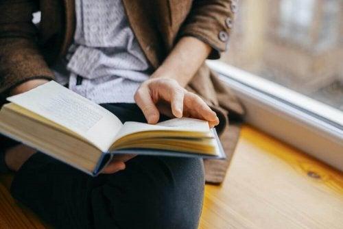 Wenn du ein Buch oder eine Zeitrschrift liest, eignest du dir Wissen an