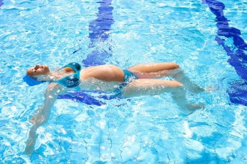 Schwimmen und Sport während der Schwangerschaft