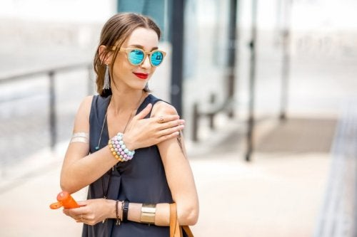 ABCDE-Regel, um Hautkrebs zu erkennen