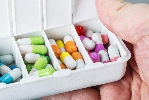 Antidepressiva kommen in verschiedenen Stärken vor
