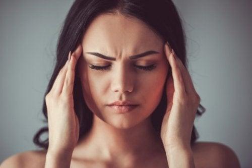 Vier Arten von Kopfschmerz und ihre Behandlung