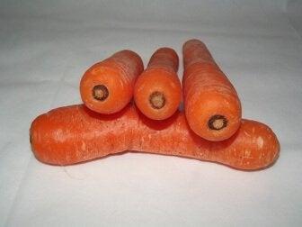 Gesundheitsnutzen der Karotte