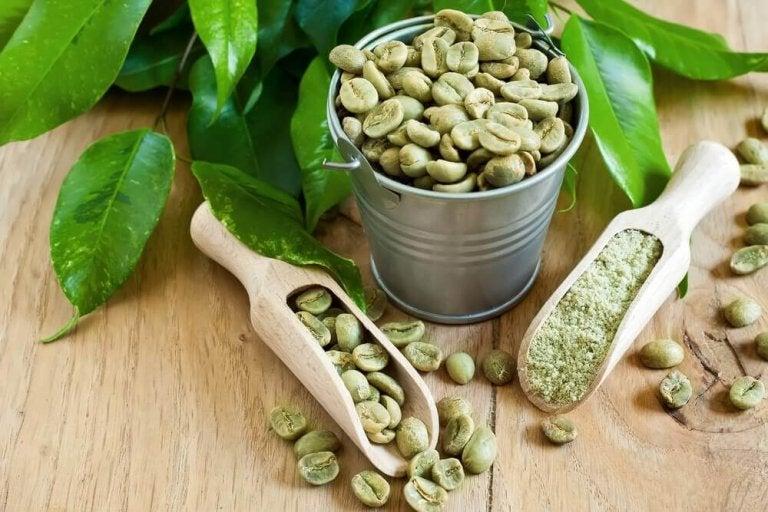 Abnehmen mit grünen Kaffeebohnen