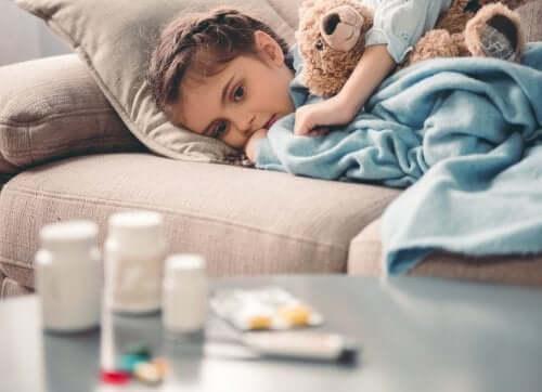 Medikamenteneinnahme von Kindern
