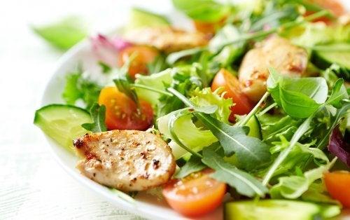 Gemischter Salat: vier leckere Rezeptideen