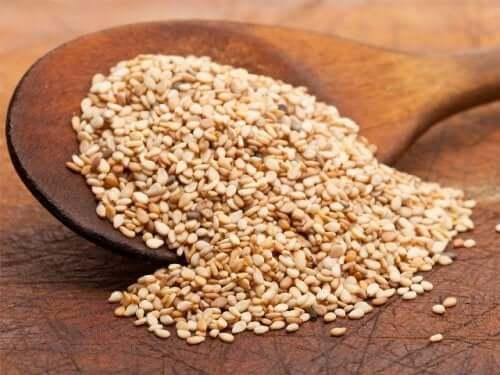 Nutritive Eigenschaften von Sesamsamen