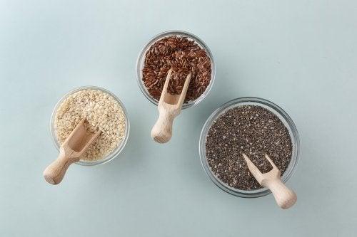 Sesamsamen und ihre nutritiven Eigenschaften