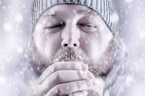Vorbeugung von Unterkühlung