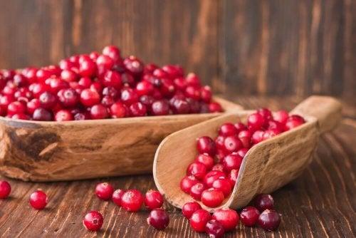 Cranberries: fünf neue medizinische Anwendungsbereiche