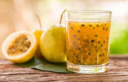 Rezeptideen für Desserts mit Passionsfrucht