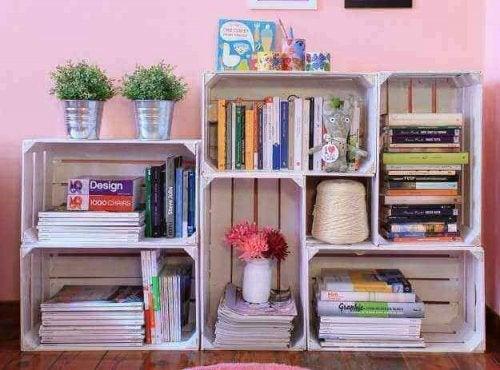 Alte Notizbücher kreativ recyclen
