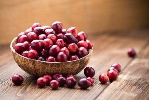 Cranberries - Schale
