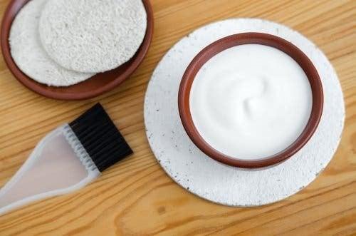 Joghurt-Honig-Maske - Joghurt