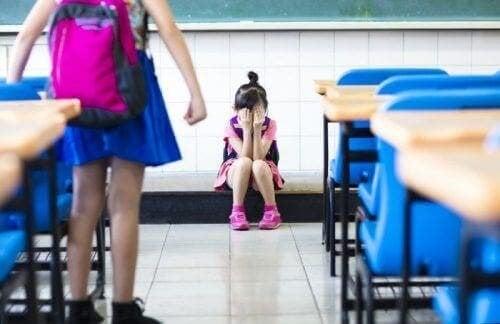 Mobbing unter Kindern - Mädchen