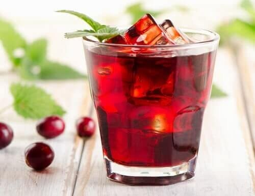 Cranberries - Saft